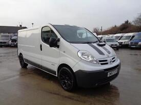NISSAN PRIMASTER 2.0 dCI (115PS) | LWB | LOW MILES | FSH | 2008 MODEL