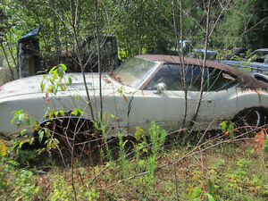 1971 Oldsmobile Cutlass with Ownership, Good 350 Engine