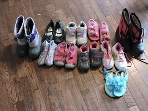 Girls size 9 and 10 Toddler Footwear