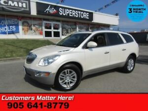 2009 Buick Enclave CX  AWD (NEW TIRES) LEATHER ROOF HTD-SEATS PW