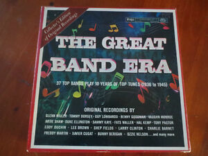 The Great Band Era Albums 1936-1945