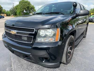 2010 Chevrolet Tahoe LS 4x2 4dr SUV 2010 Chevrolet Tahoe LS SUV Police 1 Owner NO RESERVE WOW!! HIGH BID WINS!!!