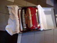 Hohner Musette IV Accordian