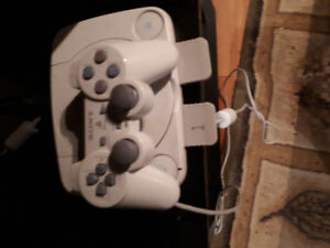 PlayStation 1 with 40+ games
