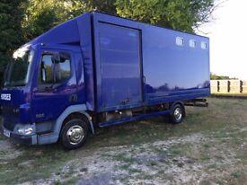 DAF 7.5 ton lorry