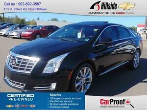 2014 Cadillac XTS SEDAN AWD Luxury