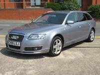 2006 AUDI A6 2.0 TDI SE AVANT TURBO DIESEL MANUAL ESTATE