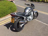 Suzuki bandit GSF650 2008