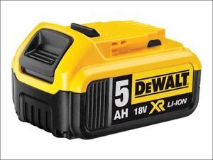DEWALT DCB184 XR Li-Ion Battery 18 Volt 5.0Ah