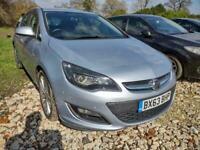 2013 Vauxhall Astra SRI CDTI HATCHBACK Diesel Manual