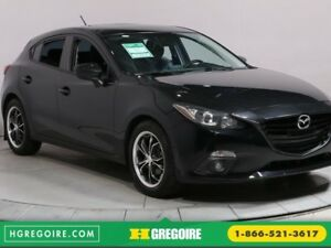 2014 Mazda 3 GS-SKY MAN A/C TOIT CAM RECUL BLUETOOTH MAGS