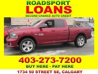 2014 DODGE RAM 1500 HEMIE 4X4 $29 DN TODAY BAD CREDIT OK