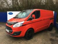 2017 67 Ford Transit Custom 2.2TDCi 290 Trend Colour Edition Van