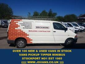 2002 51 TOYOTA HI-ACE 2.5 3120120 GS LWB TOOK IN PX CLEAN CONDTION ( NO V.A.T )