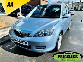 image for 2006 Mazda 2 1.4 CAPELLA 5d 80 BHP Hatchback Petrol Semi Automatic