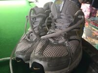 Nike Air pro fitness/running shoes size 3.5