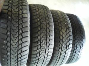 185/65/R14  86T  STUDDED WINTER TIRES