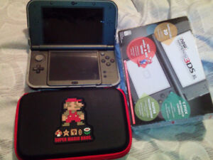 Like new ....NEW 3ds xl