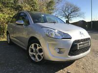 Citroen C3 1.6 VTi 16v ( 120bhp ) auto Exclusive