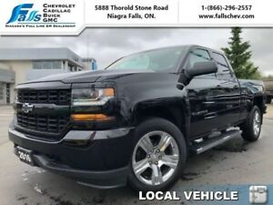 "2016 Chevrolet Silverado 1500 Custom  5.3L,20""ALLOYS,CUSTOM"