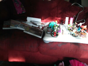 Wii console, games etc