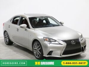 2015 Lexus IS 250 4dr Sdn AWD