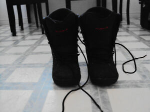 Elan Pace Size 10 Snowboard Boots