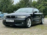 2010 BMW 1 Series 2.0 120i M Sport Auto 2dr Convertible Petrol Automatic
