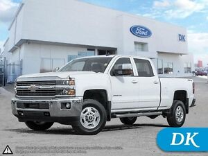 2015 Chevrolet Silverado 2500HD LT w/Leather Interior