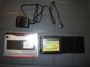 Coby Vidio & MP3 Player With 2 Extras Stratford Kitchener Area image 2