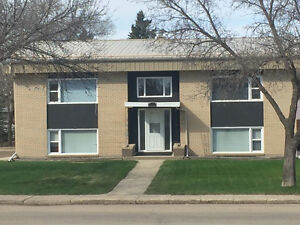 Clean, well maintained Yorkton two bedroom in Fourplex