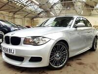 2008 BMW 1 Series 2.0 120d M Sport Coupe 2dr Diesel Manual (128 g/km, 177
