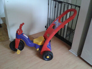 Fisher Price  Rock, Roll n Ride XL Tricycle