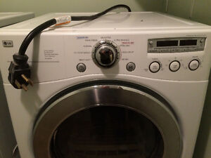 LG front load Washer & Dryer Prince George British Columbia image 2