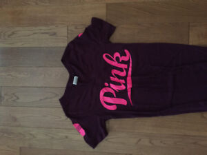 PINK Victoria's Secret Womens size extra small T shirt