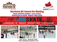 2018/2019 CanSkate - Learn to Skate  With NBCCS