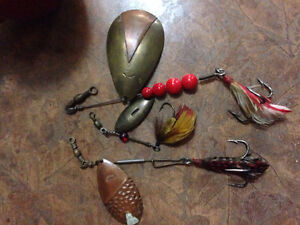Cash !! Cash paid for your old fishing lure, tackle, decoys