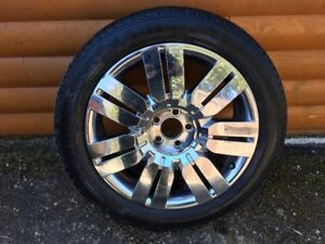 """20"""" OEM Rims for Lincoln MKX or Ford Edge"""
