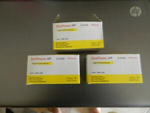 ZeniPower HP A10/D6 Hearing Aid Batteries