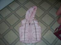 Babeskin vest for toddler 2-3