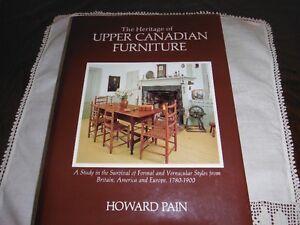 Upper Canada Furniture Book