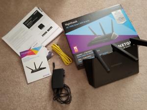 NETGEAR AC 1900 Nighthawk WI-FI Router