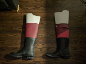 ALMOST BRAND NEW HUNTER BOOTS WOMENS SIZE 9