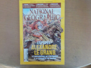Collection de magazines: National Geographic