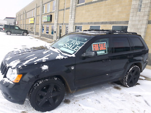 For sale2009 Grand Cherokee  spare set of winter tires rims new