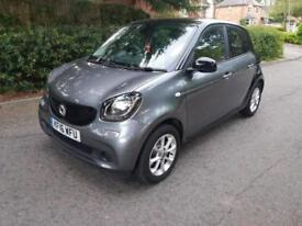 Smart forfour 1.0 ( 70bhp ) ( s/s ) 2016MY Passion