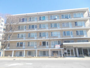 Large 1 1/2 studio apartments for rent in NDG