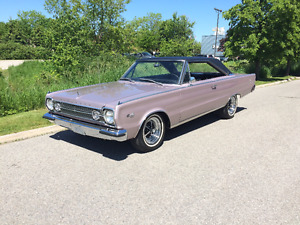 1966 plymouth Satellite 440CI
