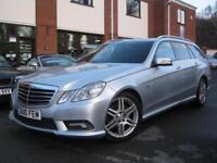 2010 10-Reg Mercedes E350 CDI Sport Estate,NEW MODEL,FULLY LOADED!!!!
