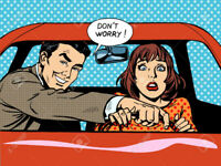 Driving lessons for failing & nervous drivers 6475002657
